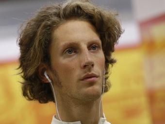 Роман Гросжан одержал победу в первой гонке GP2 в Валенсии