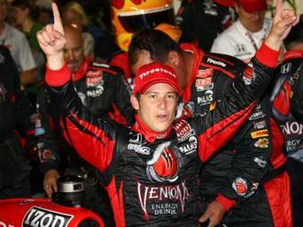 Марко Андретти одержал вторую в карьере победу в INDYCAR