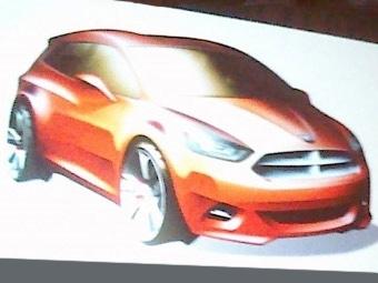 Выпуск компактных хэтчбеков Dodge начнется в 2012 году