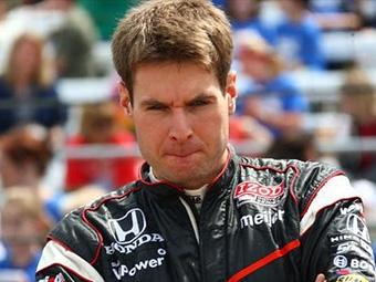 Уилл Пауэр получил сотрясение мозга на гонке INDYCAR в Айове