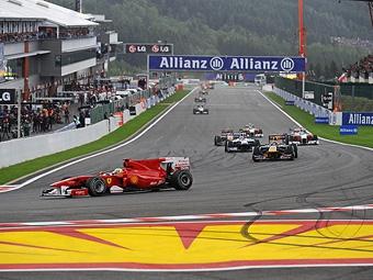 Организаторы гонок Формулы-1 пригрозили отказаться от чемпионата