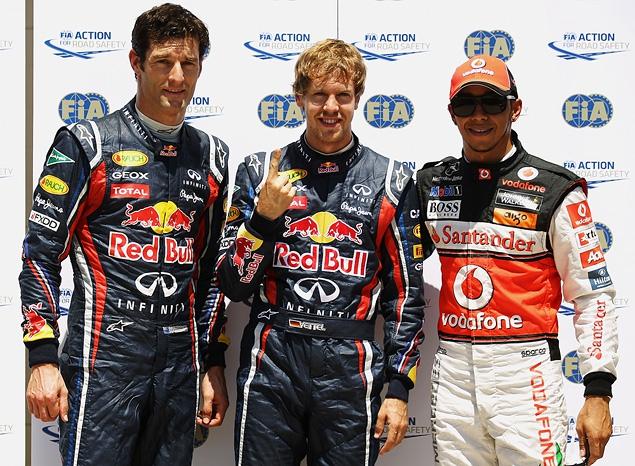 Себастьян Феттель выиграл Гран-при Европы