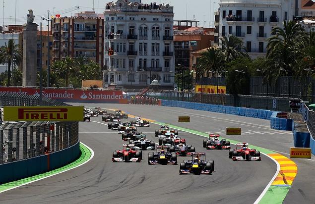 Себастьян Феттель выиграл Гран-при Европы. Фото 3