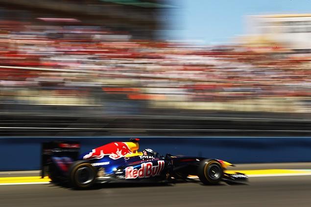 Себастьян Феттель выиграл Гран-при Европы. Фото 5
