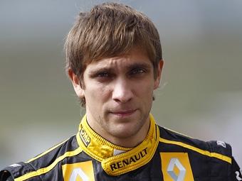 Петров признал растущее отставание Renault от соперников