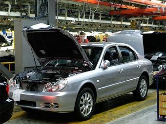 """""""ТагАЗ"""" продлит сборку автомобилей Hyundai до 2013 года"""