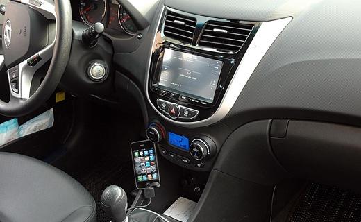"""Hyundai назвала стоимость навигации для """"Солярисов"""""""