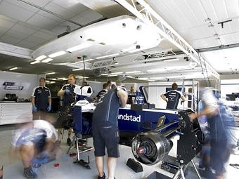 Команда Williams наняла новых инженеров