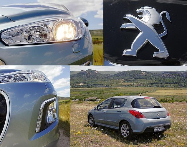 Тест-драйв обновленного семейства Peugeot 308. Фото 1