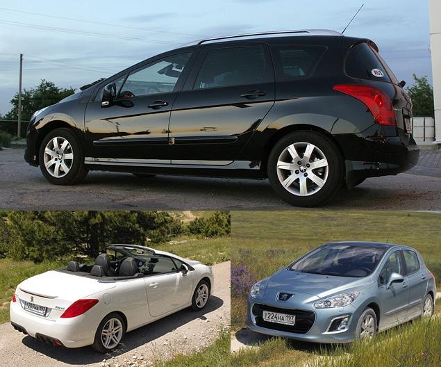Тест-драйв обновленного семейства Peugeot 308. Фото 11