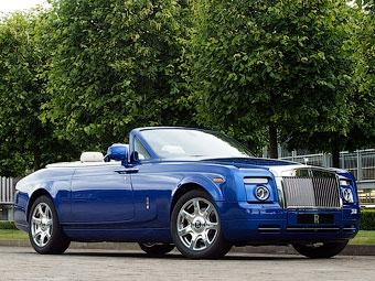Rolls-Royce представил эксклюзивный кабриолет Drophead Coupe