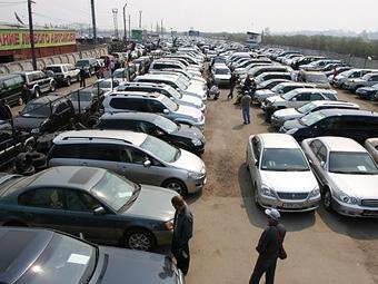 Рынок подержанных автомобилей в России увеличился на 20 процентов