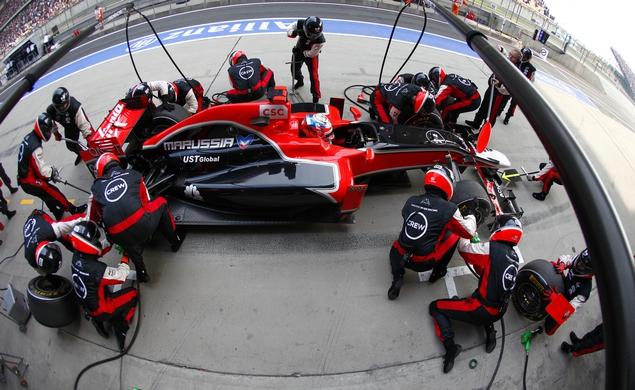 Интервью с инженерным директором Marussia Virgin Николаем Фоменко. Фото 2