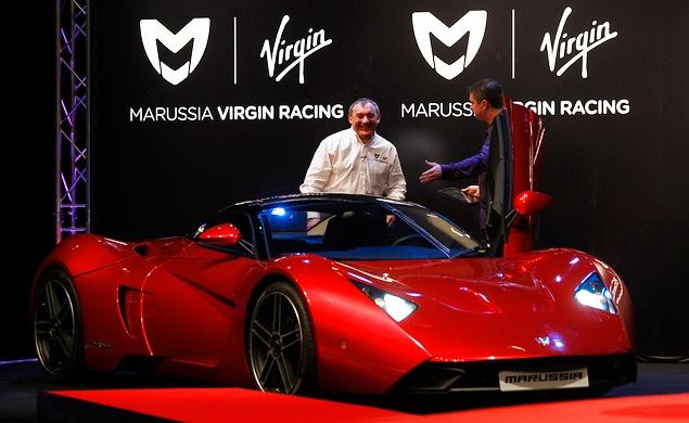 Интервью с инженерным директором Marussia Virgin Николаем Фоменко. Фото 3