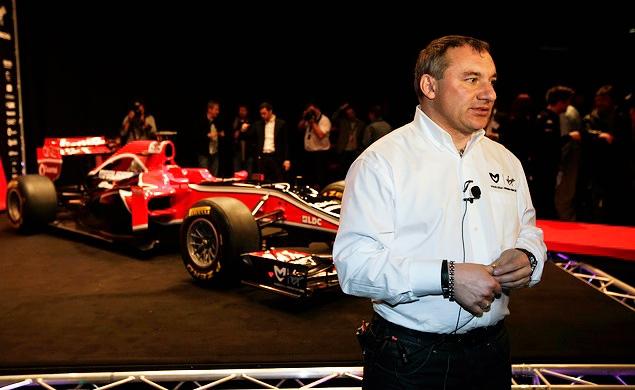Интервью с инженерным директором Marussia Virgin Николаем Фоменко. Фото 5
