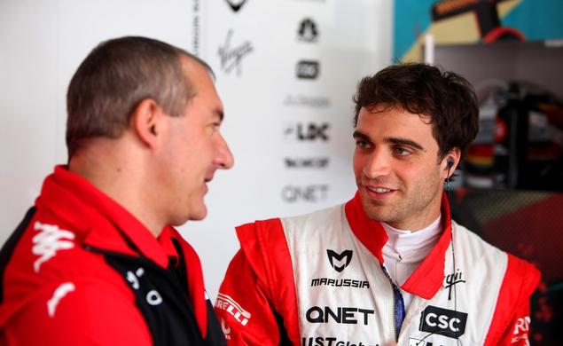 Интервью с инженерным директором Marussia Virgin Николаем Фоменко. Фото 7