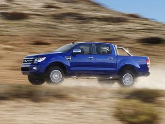 Пикап Ford Ranger африканской сборки будут поставлять в 148 стран
