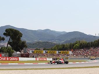 В Испании опровергли сообщения об отмене гонки в Барселоне