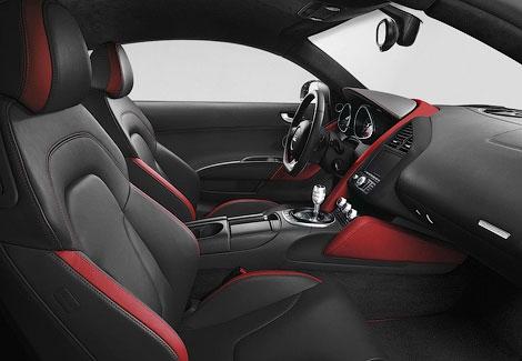 Компания Audi выпустит 100 суперкаров R8 с эксклюзивным оформлением экстерьера и салона