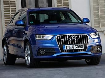 """Компания Audi представила прототип """"заряженного"""" кроссовера"""