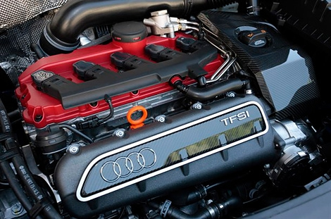 Компания Audi показала версию Q3 с 340-сильным пятицилиндровым мотором