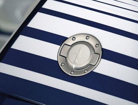 Компания Bugatti представила эксклюзивную модификацию модели Veyron Grand Sport