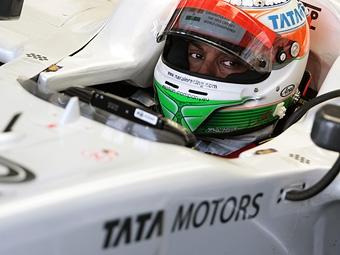 Индийский спонсор сохранит Картикеяну место в Формуле-1