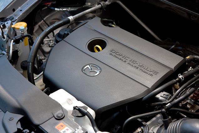 Тест-драйв бюджетной версии Mazda CX-7. Фото 3