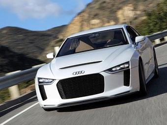 Audi решит вопрос о выпуске нового спорткара к сентябрю