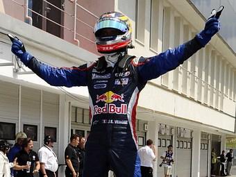 Вернь выиграл первую гонку Формулы-Renault 3.5 в Венгрии