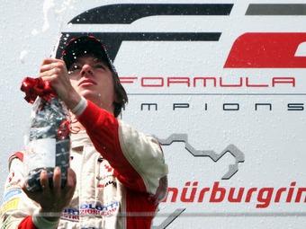 Бортолотти упрочил лидерство в Формуле-2 после очередной победы