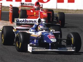Альянс Williams и Renault возродится в 2012 году