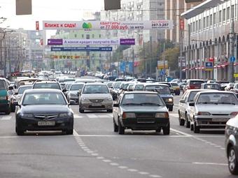 Продажи иномарок в Москве увеличились в полтора раза
