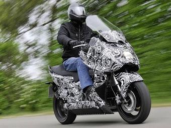BMW представила прототип электрического скутера