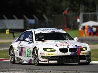 BMW M3 для чемпионата DTM прошел обкатку