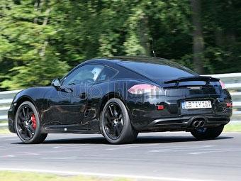 На Нюрбургринге начались испытания нового Porsche Cayman