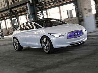 Infiniti решилась на выпуск компактного автомобиля