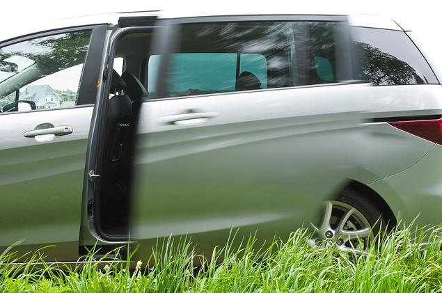 Длительный тест Mazda5: вторая неделя. Фото 2