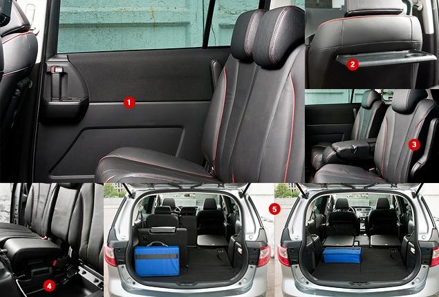 Длительный тест Mazda5: вторая неделя. Фото 3