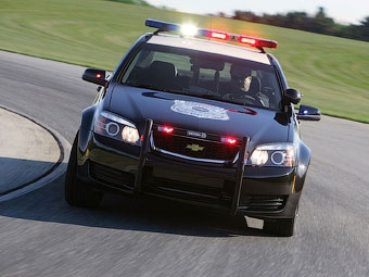 Chevrolet начал поставки новых автомобилей для полиции США