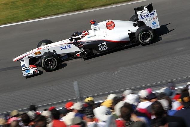 Интервью с пилотом Формулы-1 Камуи Кобаяси. Фото 1
