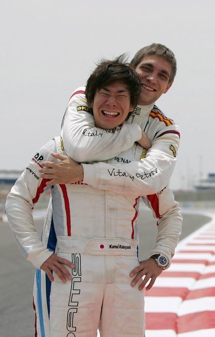 Интервью с пилотом Формулы-1 Камуи Кобаяси. Фото 3