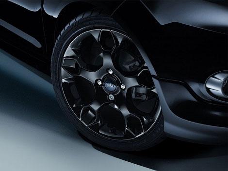 Ford представила представила специальную модификацию хэтчбека Fiesta Sport