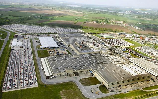 Знакомимся с венгерским заводом Suzuki