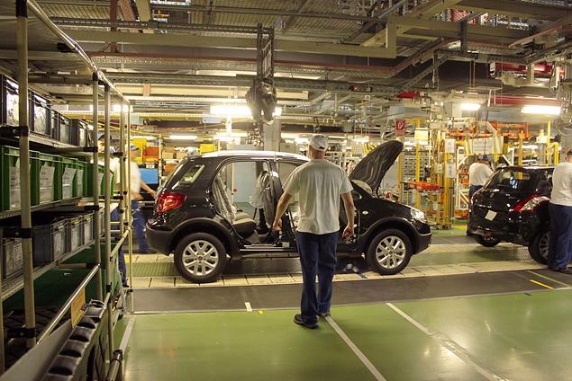 Знакомимся с венгерским заводом Suzuki. Фото 4
