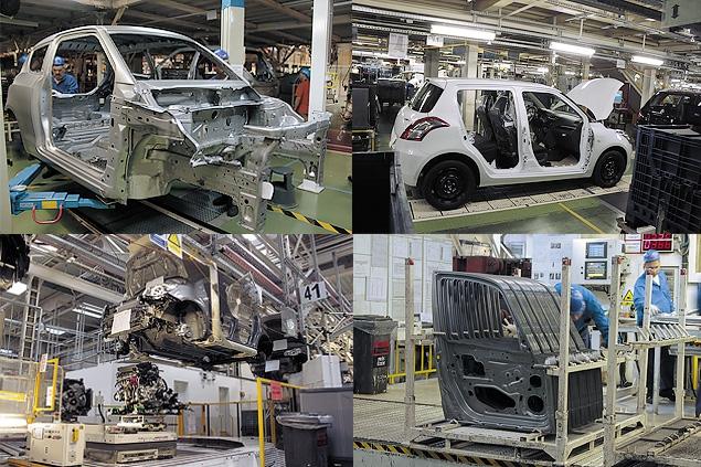 Знакомимся с венгерским заводом Suzuki. Фото 5