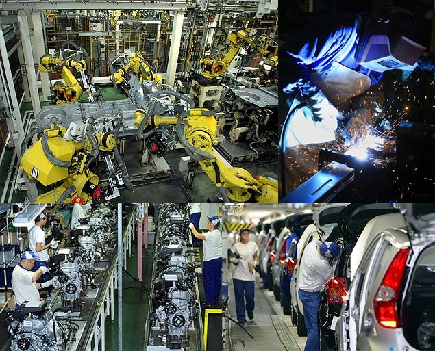 Знакомимся с венгерским заводом Suzuki. Фото 6