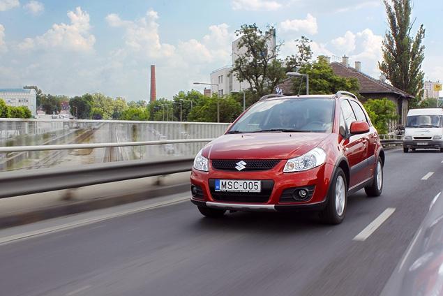 Знакомимся с венгерским заводом Suzuki. Фото 9