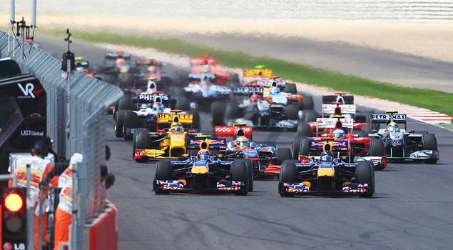 Гран-при Великобритании и другие гонки уик-энда 8-10 июля