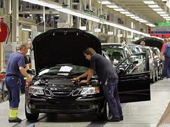 Saab возобновит выпуск автомобилей не ранее августа